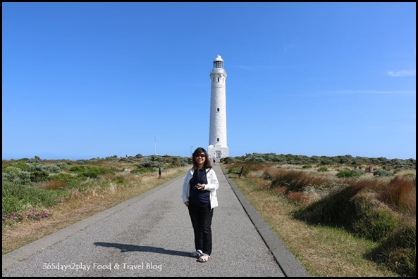 Cape Leeuwin Lighthouse Clear Blue Skies