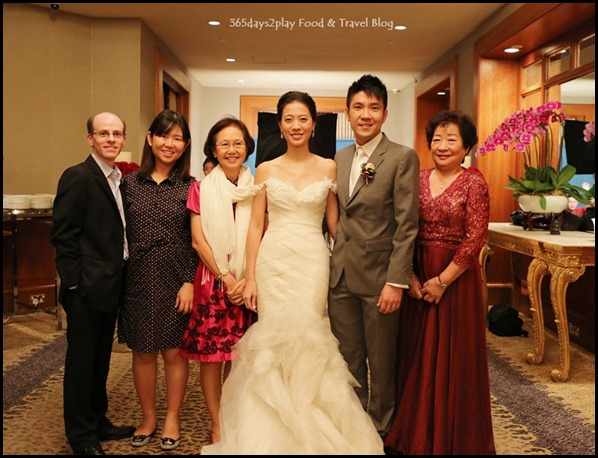 Four Seasons Hotel Wedding Dinner (1)