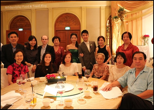 Four Seasons Hotel Wedding Dinner (2)