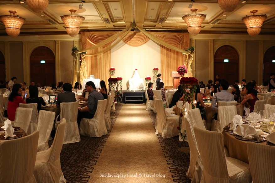 Four seasons wedding dinner 365days2play lifestyle food travel four seasons hotel wedding dinner stage view junglespirit