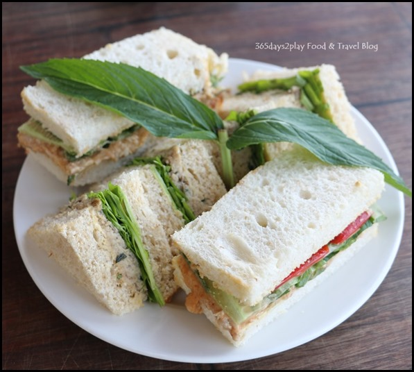 Pullman Bunker Bay Resort - Finger Sandwiches