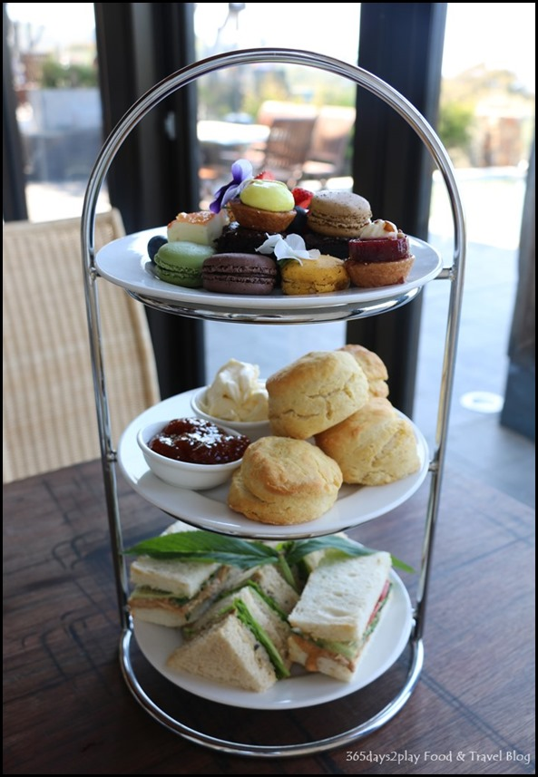 Pullman Bunker Bay Resort - Three Tier Afternoon Tea (1)