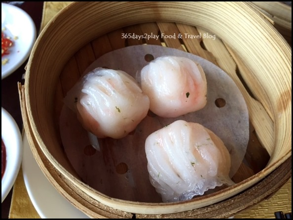 Sze Chuan Court - Young Bambo Shoot Prawn Dumpling $8.80