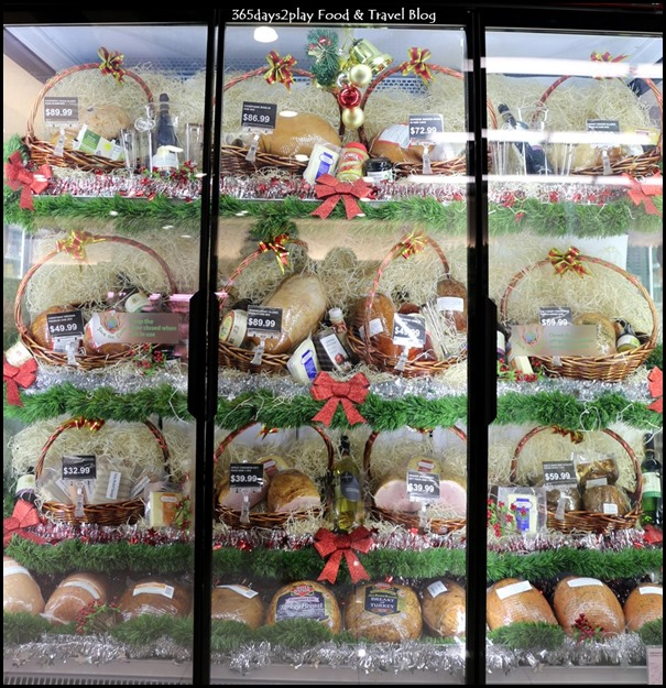 Cold Storage Christmas 2015 Turkeys and Hams
