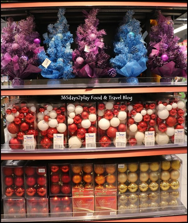 Cold Storage Christmas Decorations