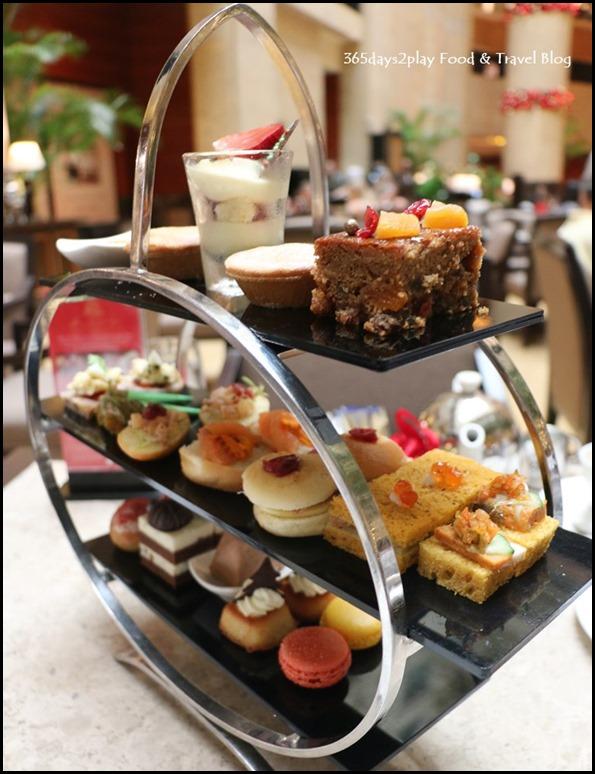 Fullerton Hotel Christmas Afternoon Tea (4)