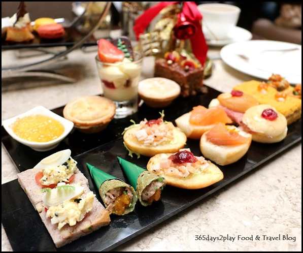 Fullerton Hotel Christmas Afternoon Tea (5)