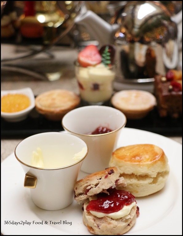 Fullerton Hotel Christmas Afternoon Tea (6)
