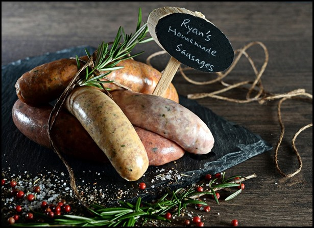 Ryan Grocery Homemade Christmas Special Gluten Free Sausage Platter $29