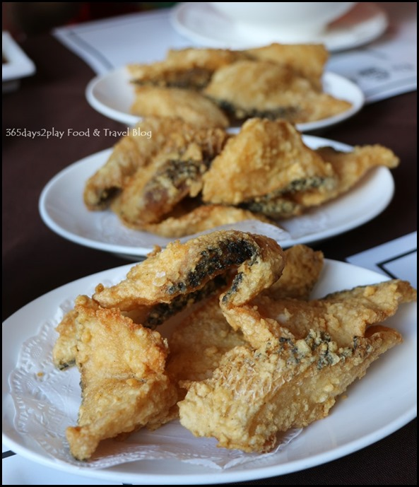 The Ship - Fried Snakehead Fish Fillet