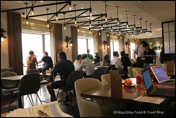 Hotel Jen Tanglin - Club Lounge (4)