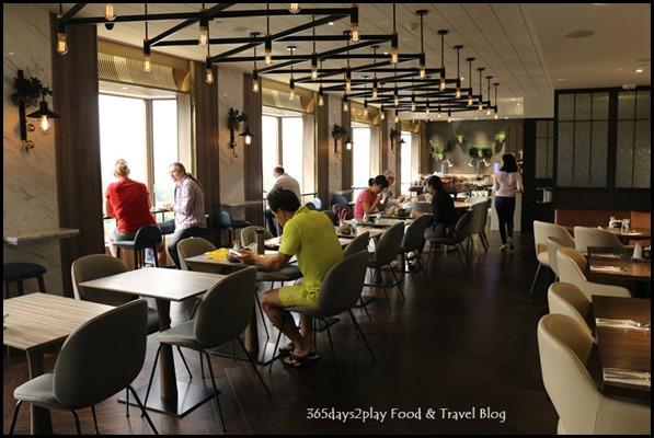 Hotel Jen Tanglin - Club Lounge (7)