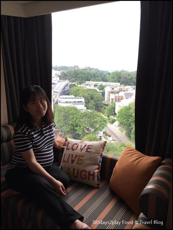 Hotel Jen Tanglin - Club Room (10)