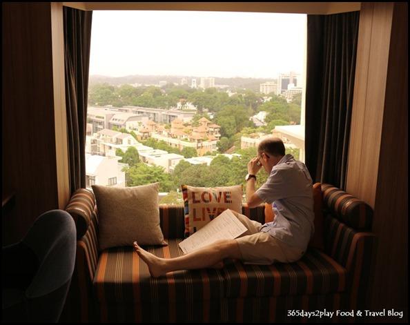 Hotel Jen Tanglin - Club Room (9)