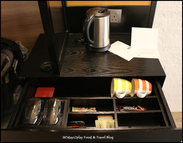 Hotel Jen Tanglin - Coffee and Tea making facilities