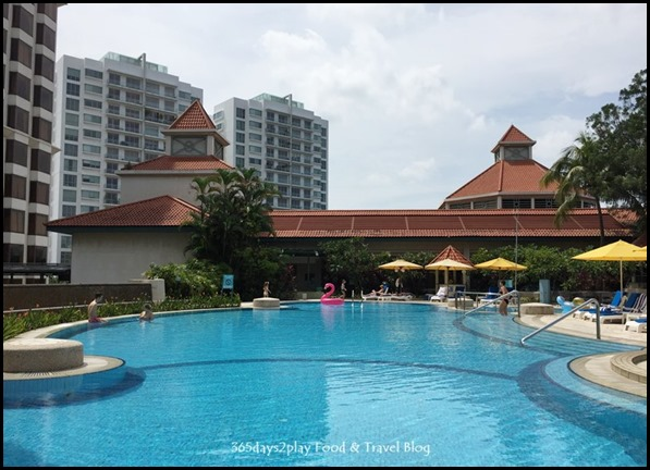 Hotel Jen Tanglin - Swimming Pool