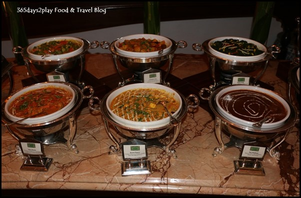 Tiffin Room Curries