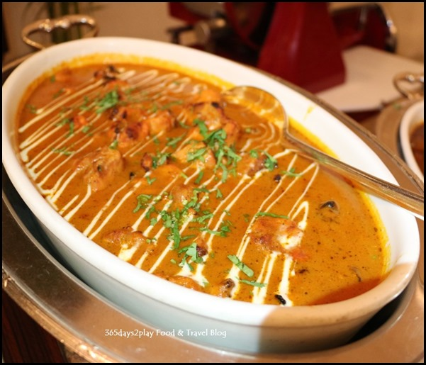 Tiffin Room - Murg Makhanwala (Butter Chicken in Smooth Tomato Sauce)