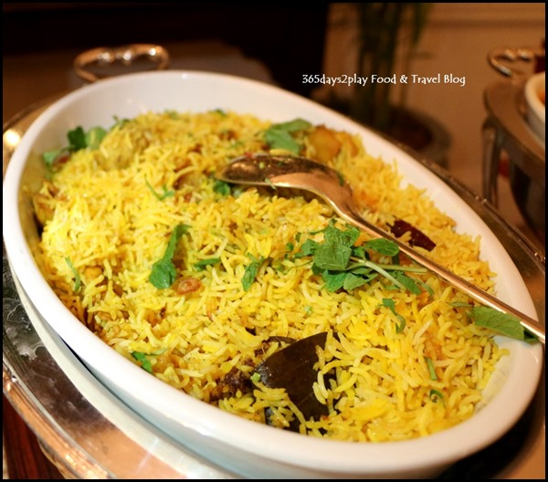 Tiffin Room - Murgh Dum Biryani (Basmati Rice Cooked with Chicken, Mint, Yoghurt, Onions and Rose Water in a Sealed Pot)