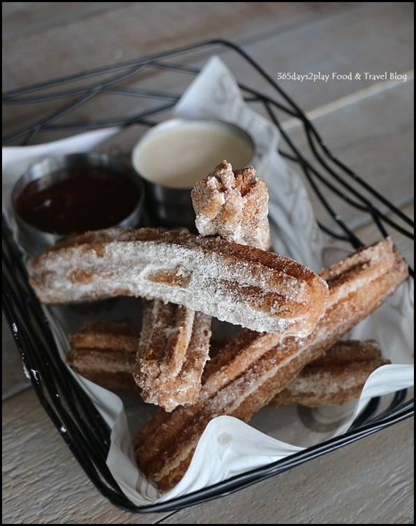 The Chop House - Churros $6