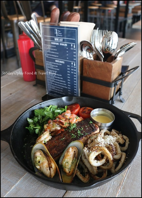 The Chop House - Mixed Seafood Grill for 2 $54