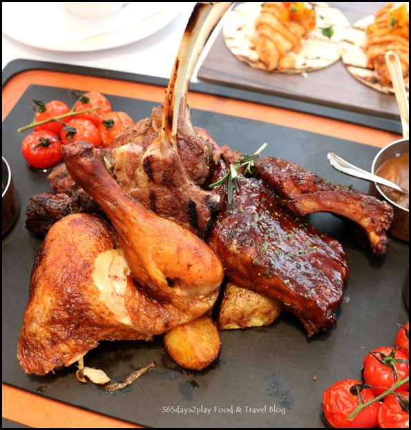 Dallas Restaurant & Bar - Dallas Meat Platter $130 (1)