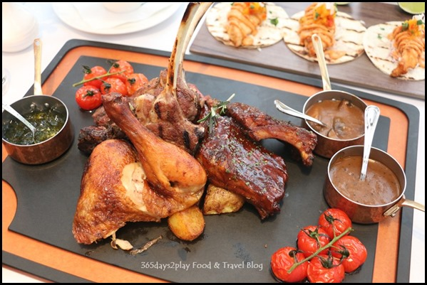 Dallas Restaurant & Bar - Dallas Meat Platter $130 (3)