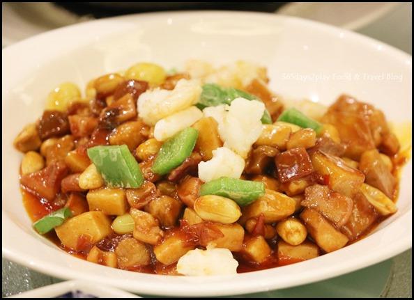 Avenue Joffre - Stir-fried Shanghai 8 treasure with Chilli Paste
