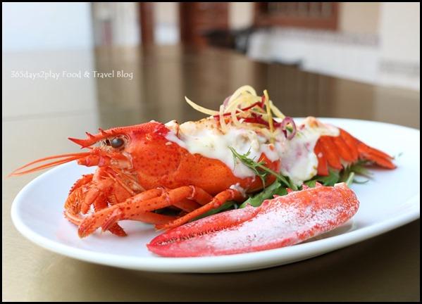 Five Nines - Lobster Gratin