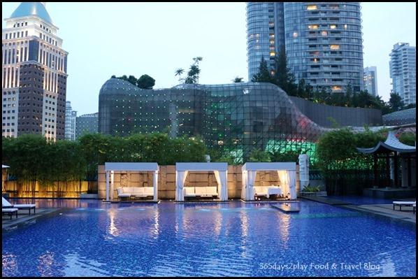 Marriott Pool Area (1)