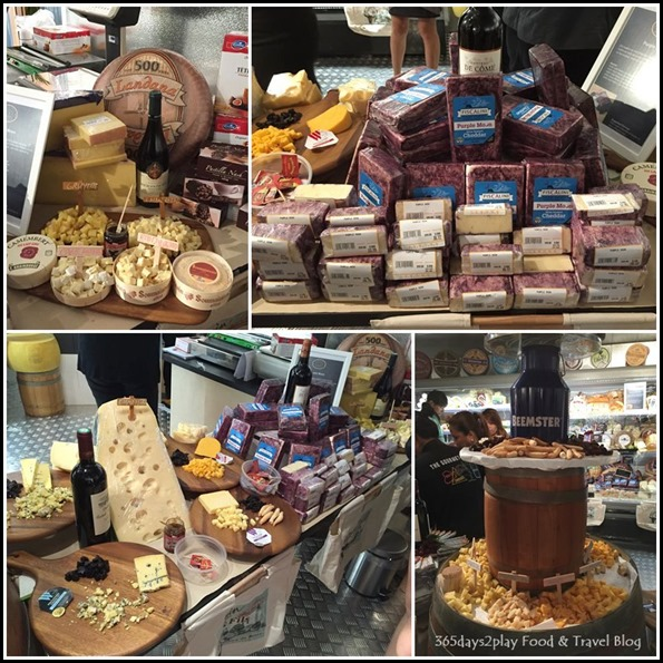 Savour - Cheese room