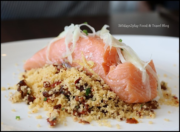 South Union Park - Poached Salmon $20