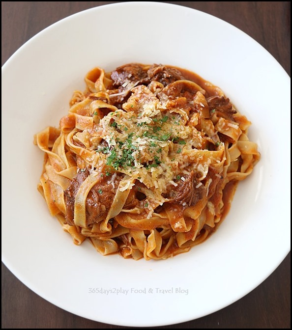 South Union Park - Short Rib Ragu Pasta $22 (2)