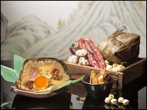 Traditional Cantonese Jumbo Rice Dumpling