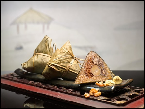 Traditional Pork Dumpling with Dried Shrimps