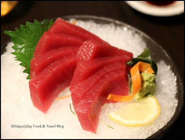 Sun with Moon - Hon Maguro Akami Sashimi