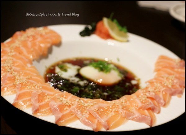 Sun with Moon - Sun Style Goma Salmon