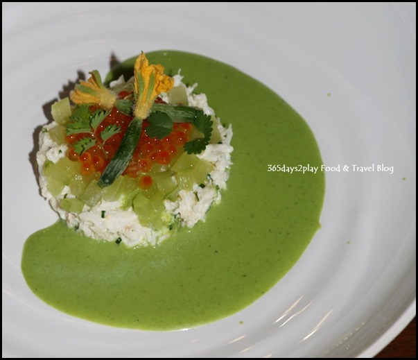 Chef's Table by Stephan Zoisl - Crabmeat