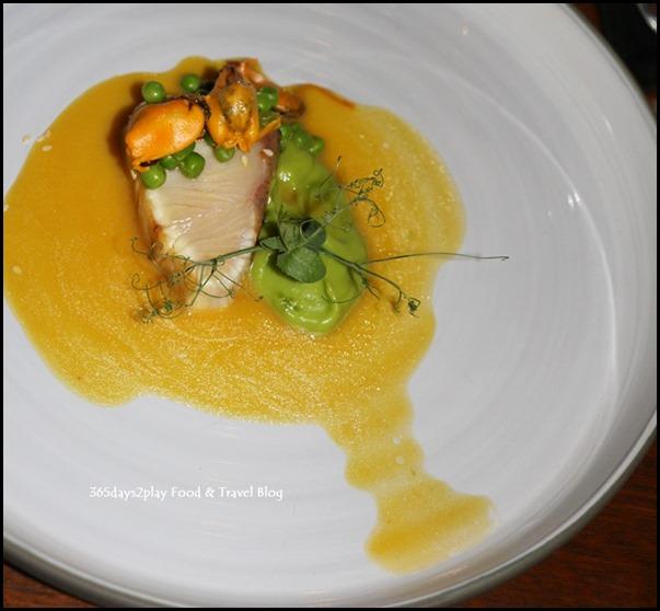 Chef's Table by Stephan Zoisl - Hamachi (1)
