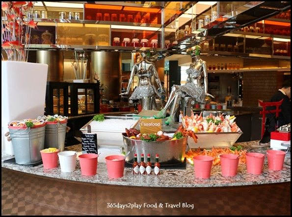 Grand Copthorne Waterfront Hotel Borderless Sunday Brunch (10)