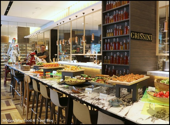 Grand Copthorne Waterfront Hotel Borderless Sunday Brunch (22)