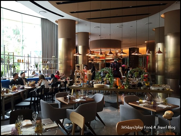 Grand Copthorne Waterfront Hotel Borderless Sunday Brunch (57)