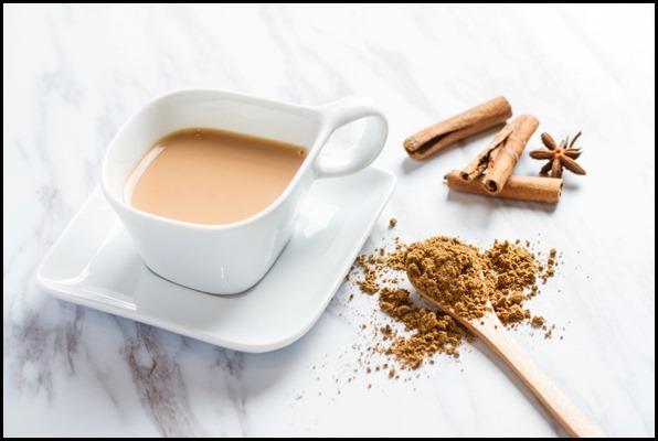 SilkAir All Time Favourites Menu - Masala Tea