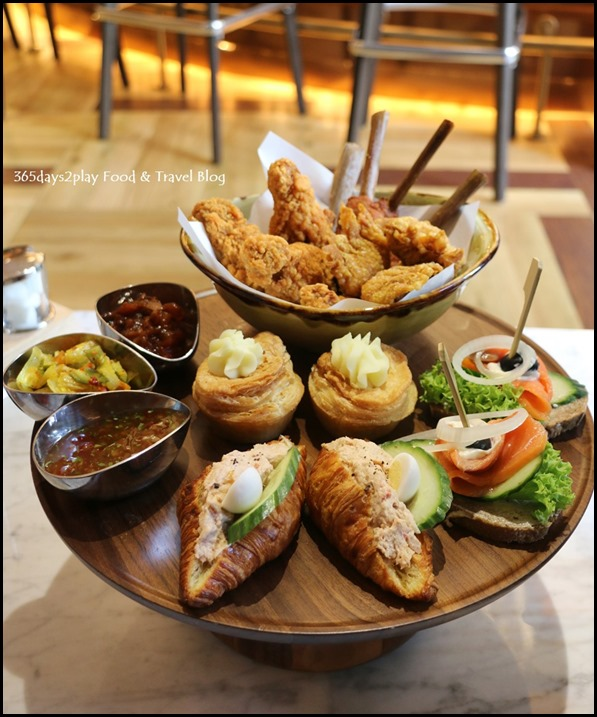 Grand Copthorne Waterfront Afternoon Tea (3)