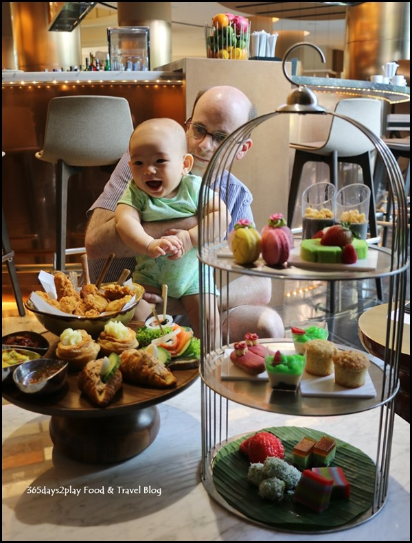 Grand Copthorne Waterfront Afternoon Tea (4)