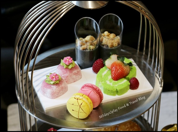 Grand Copthorne Waterfront Afternoon Tea Desserts (1)