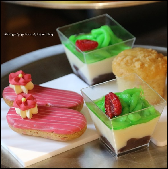 Grand Copthorne Waterfront Afternoon Tea Desserts (2)