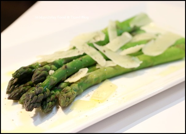 Lamont's - Albany asparagus, truffle oil $10.50