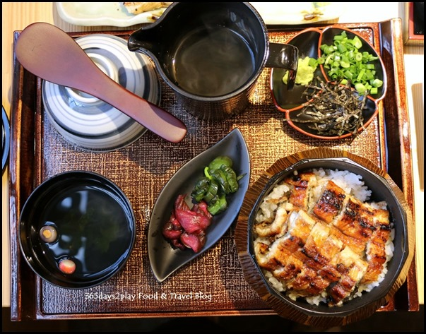 Man Man Japanese Unagi Restaurant - Hitsumabushi $26.80  (2)