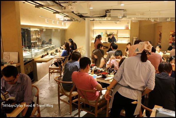 Man Man Japanese Unagi Restaurant Seating Area (1)